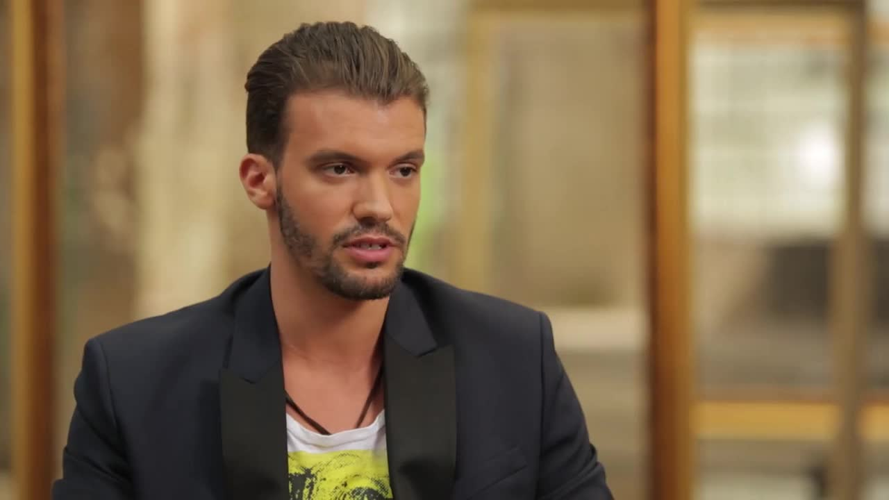 Визитката на Мартин Мартинов - VIP Brother Образцов дом (15.09.2014)