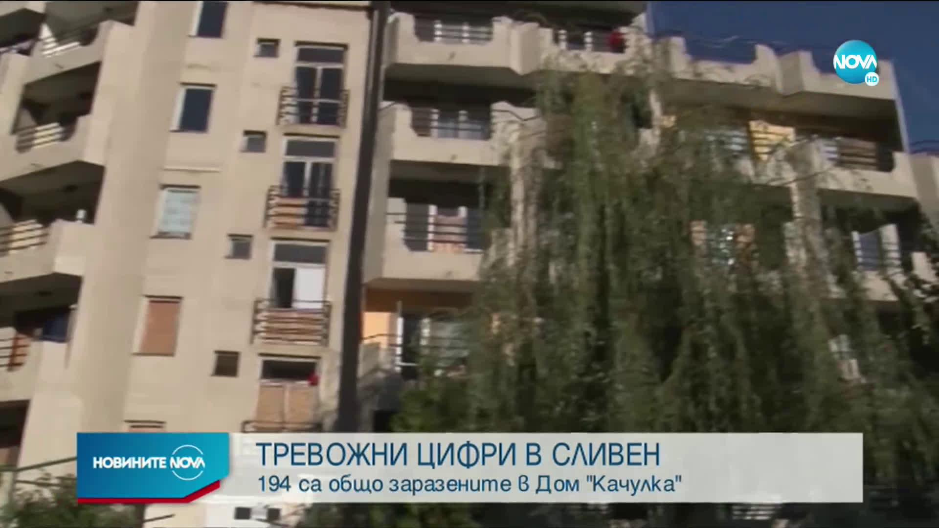 """Приключиха тестванията в дом """"Качулка"""" в Сливен"""
