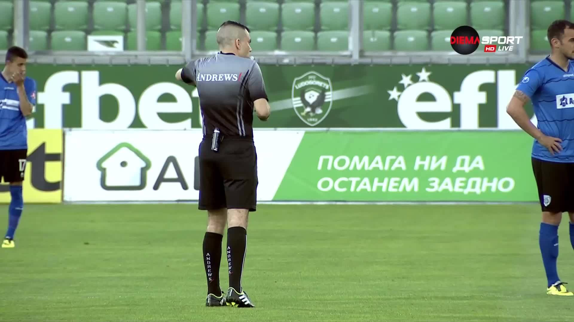 Ludogorets Razgrad Cherno More Goals And Highlights