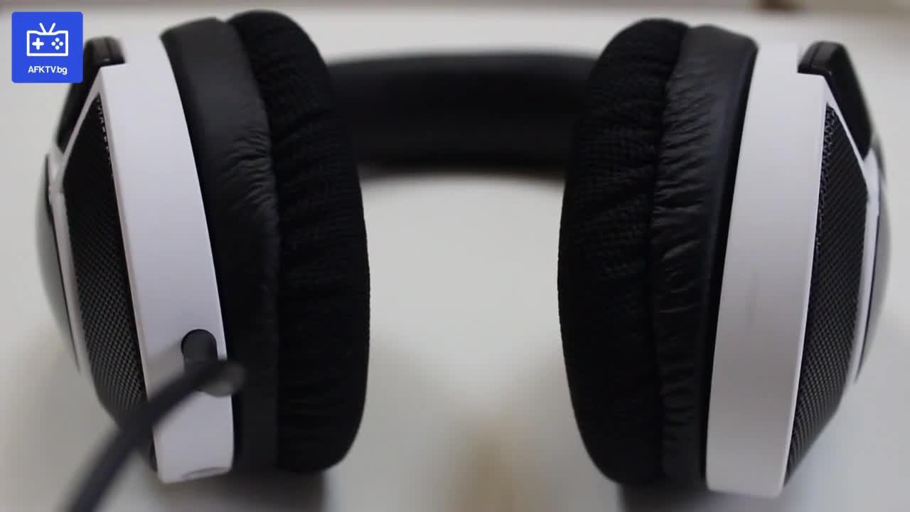 Ревю на гейминг слушалки Cm Storm - 2 модела