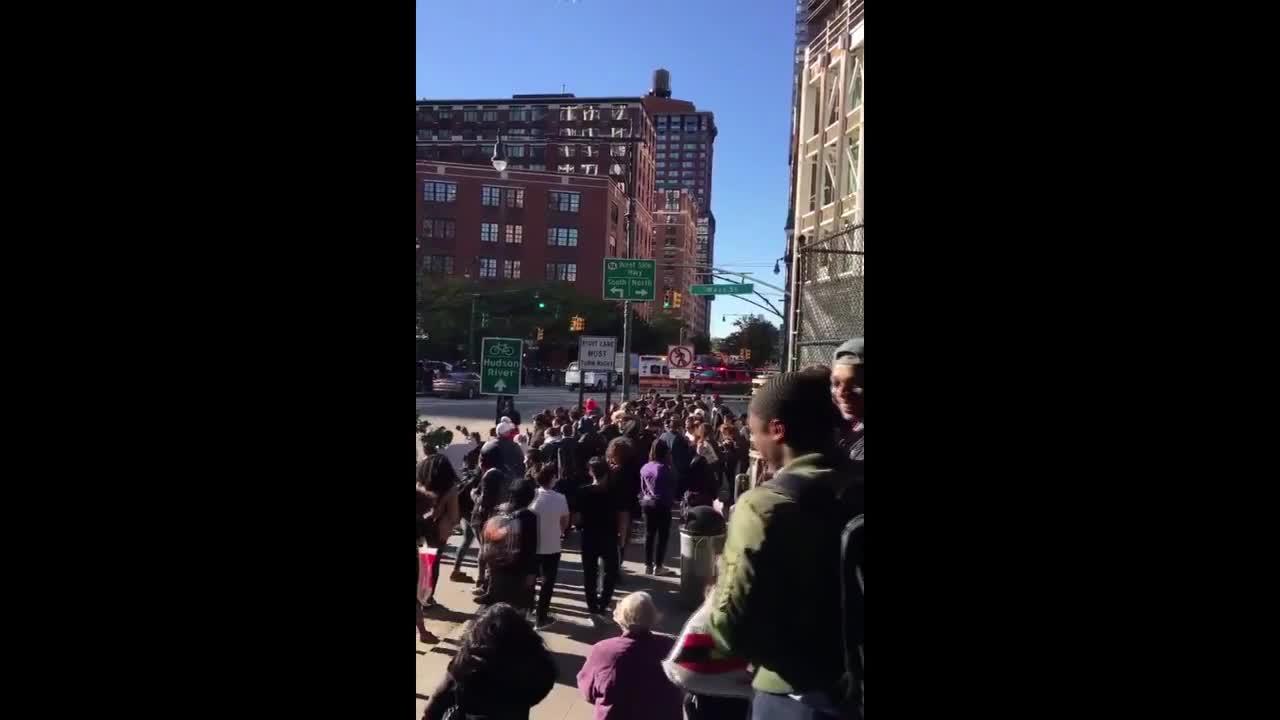 Камион се вряза в хора в Манхатън, 8 са убити