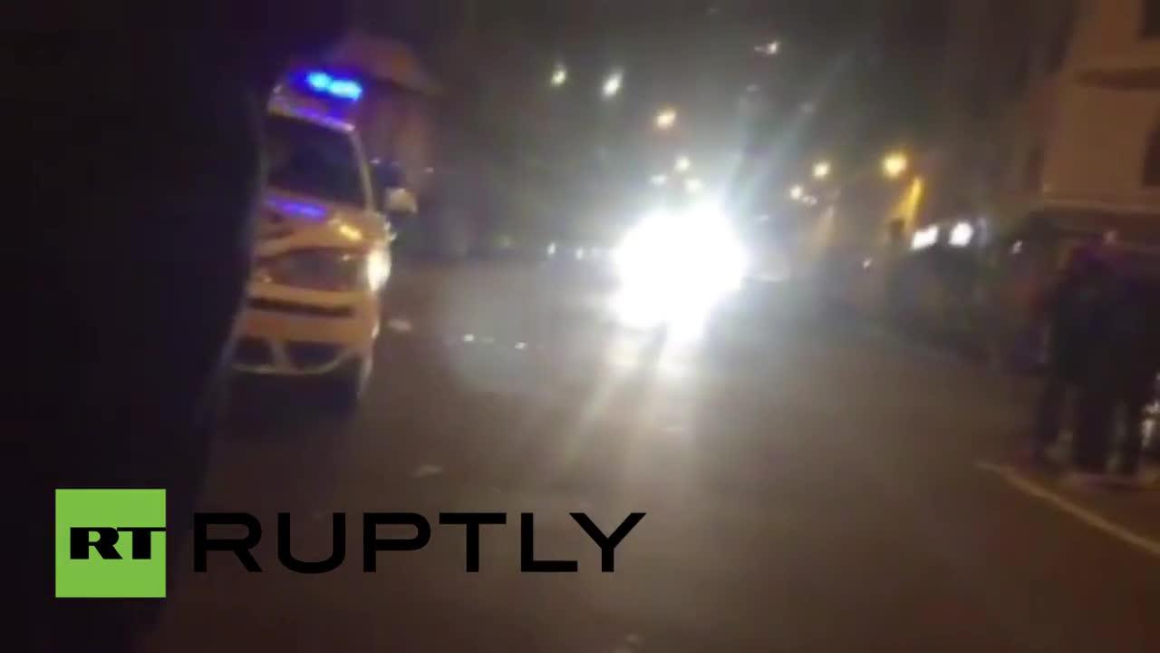France: Dozens dead as multiple shootings, explosions rock Paris