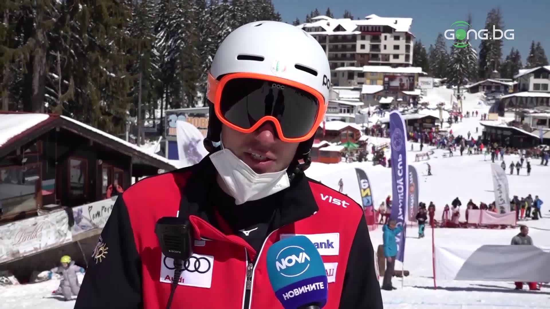 Радо Янков: Бе много трудна година, но се радвам, че намерих волята в себе си