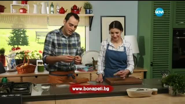 Бадемов хляб - Бон Апети (24.04.2017)