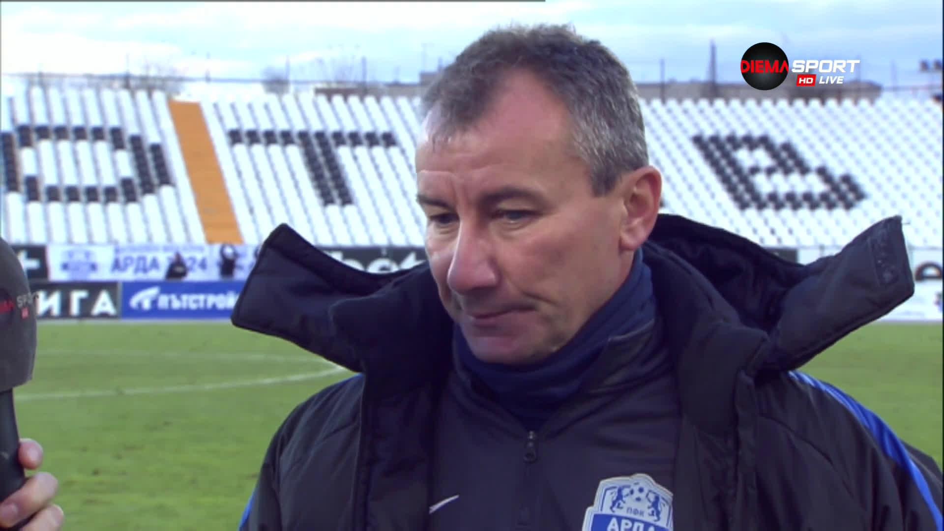 Стамен Белчев: Нямаме за цел топ 6