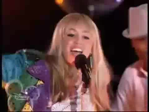 Hannah Montana 3 - Lets Do This (official music video)