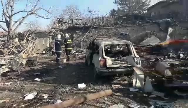 Трагедия: Хитрино след взрива