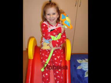 Детски Песнички - Паячето Ици - Бици