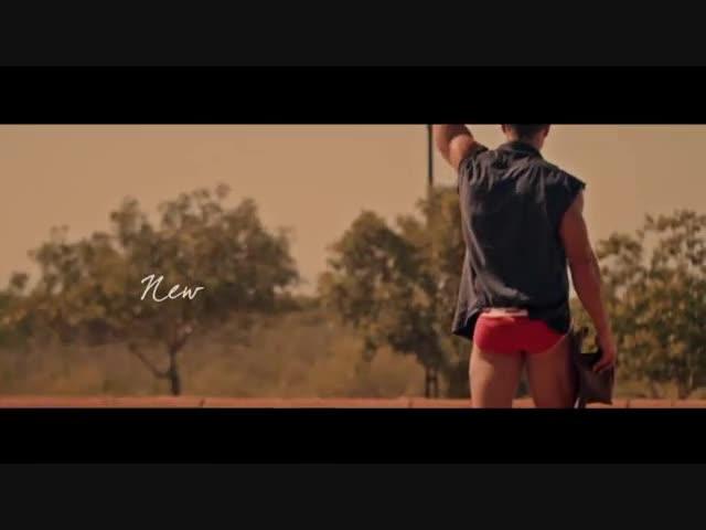 Реклама на австралийската марка за мъжко бельо и бански aussibeum.купи сега от www.queerwer.net