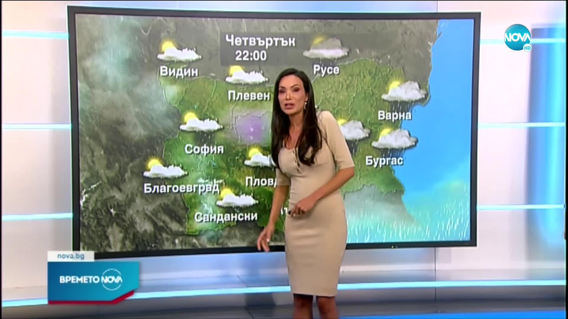 Прогноза за времето (07.04.2021 - централна емисия)