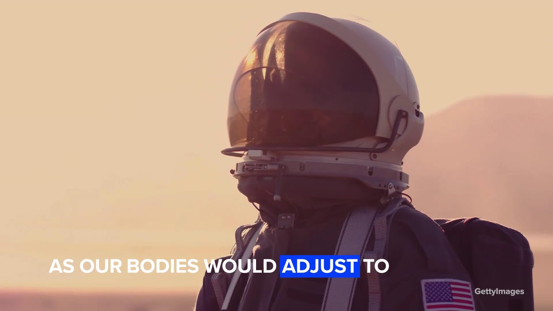Ако живеехме на Марс...