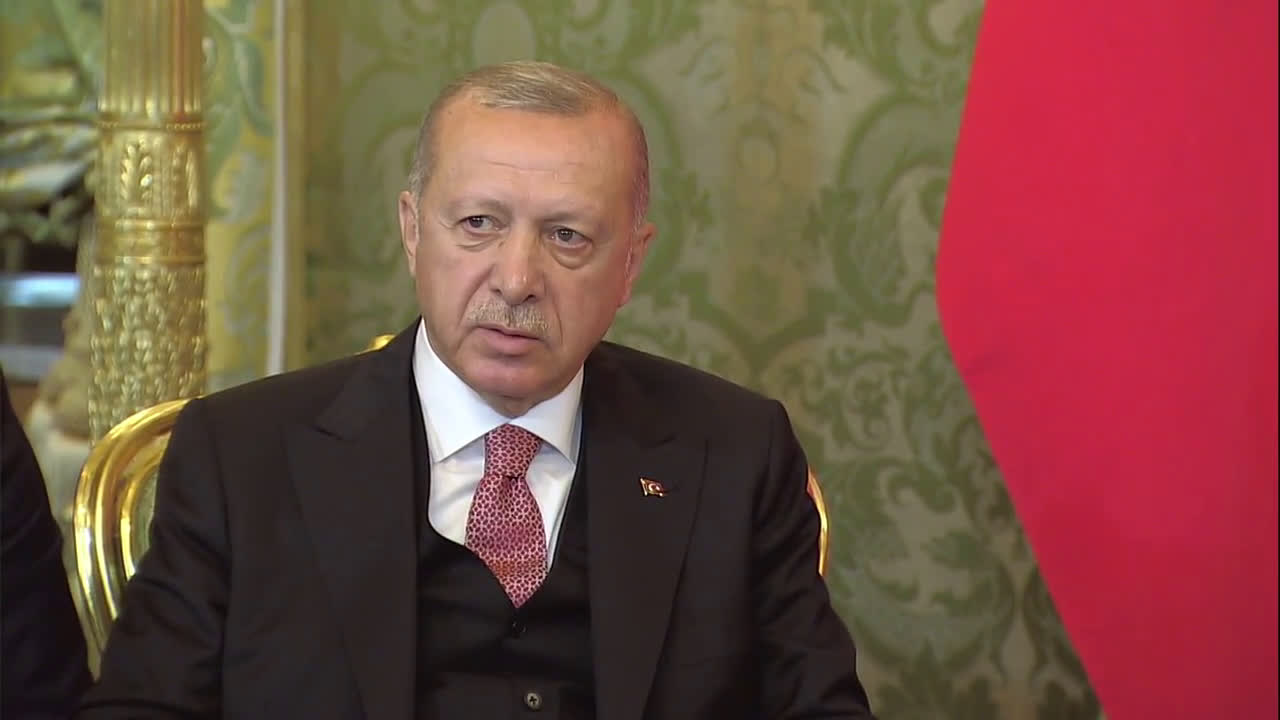 Russia: Putin and Erdogan hold bilateral talks in Moscow