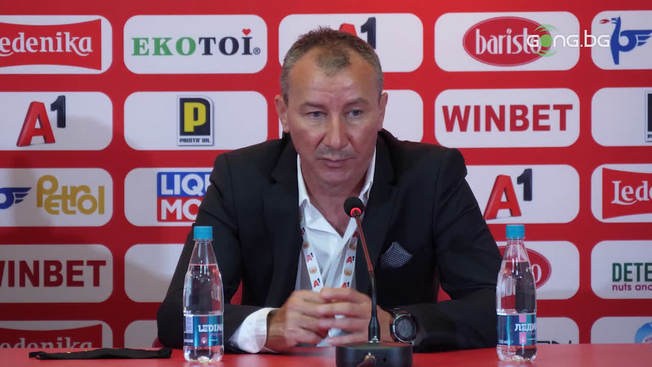 Белчев: Искам да се извиня на феновете на ЦСКА за това, което им предложихме