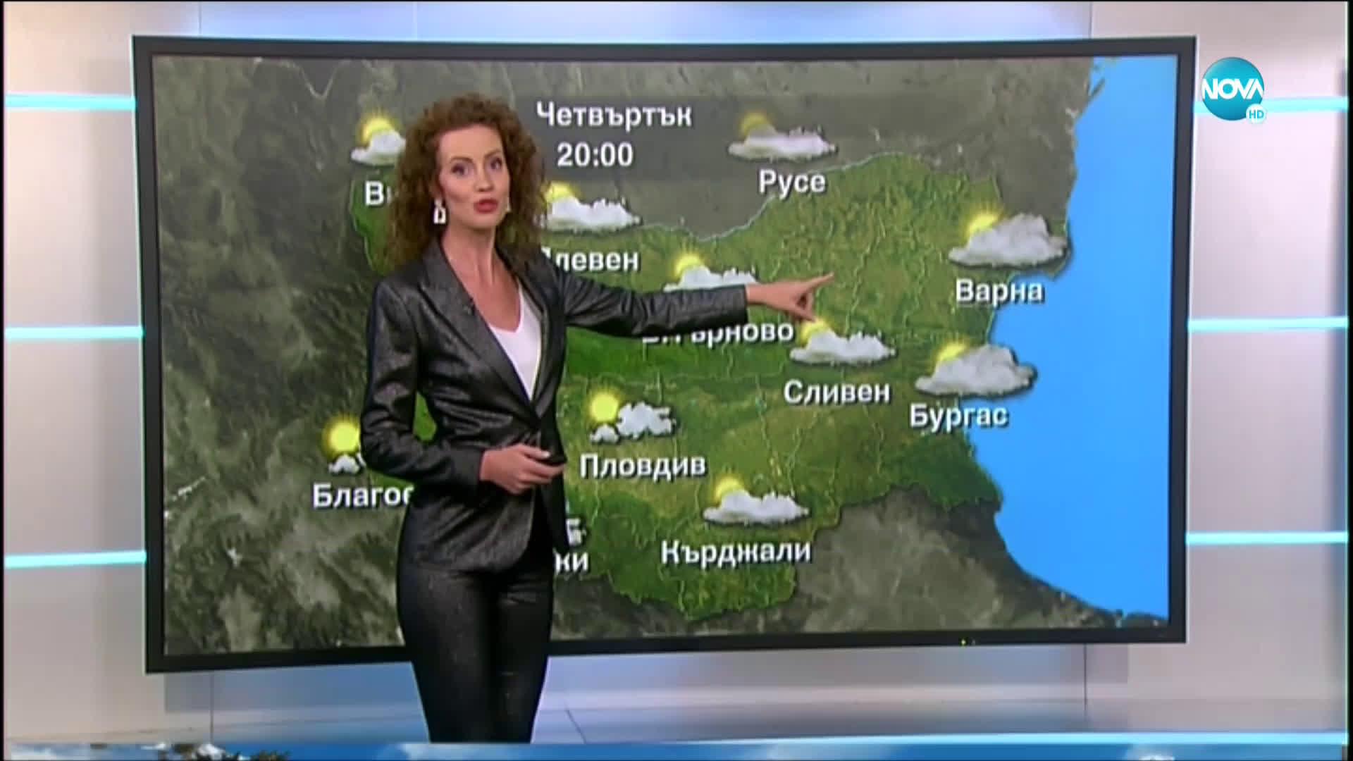 Прогноза за времето (24.02.2021 - централна емисия)
