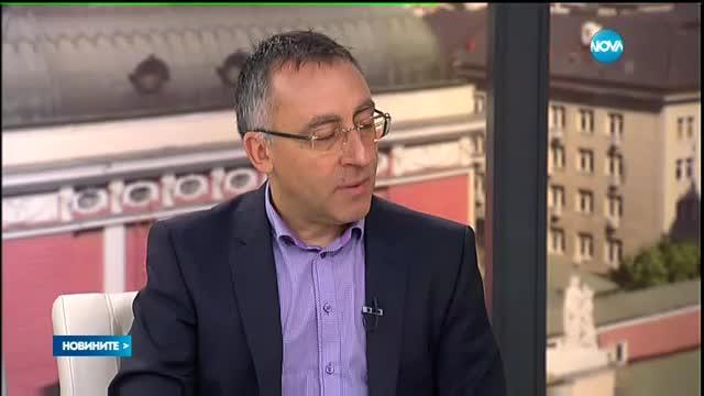 Стаматов: Има тенденция към понижаване на знанията по математика