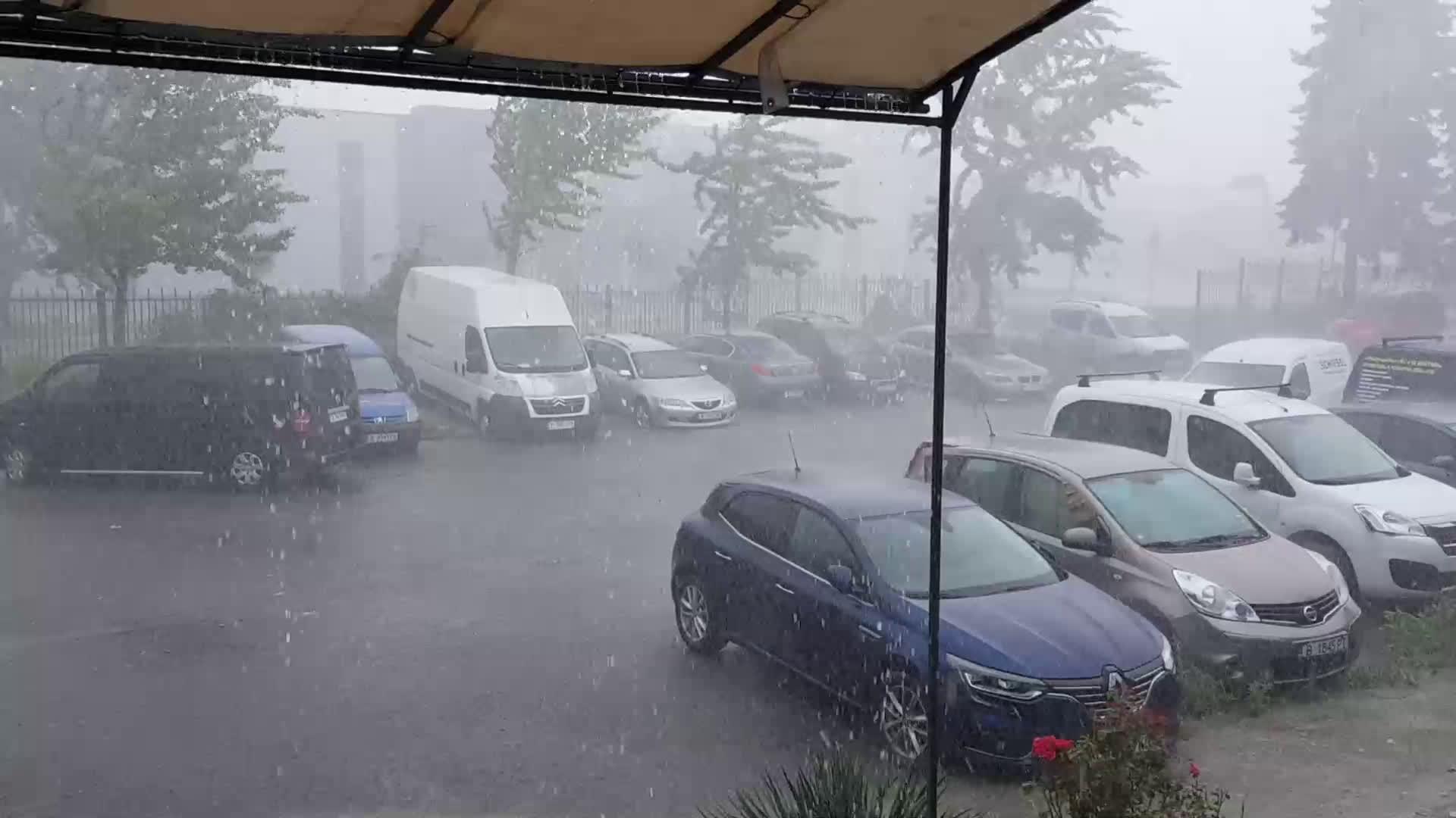 МОЯТА НОВИНА:Буря във Варна