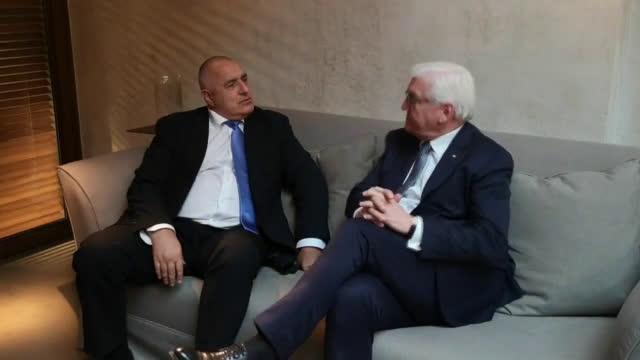 Борисов: Германия остава водещ важен партньор в много области