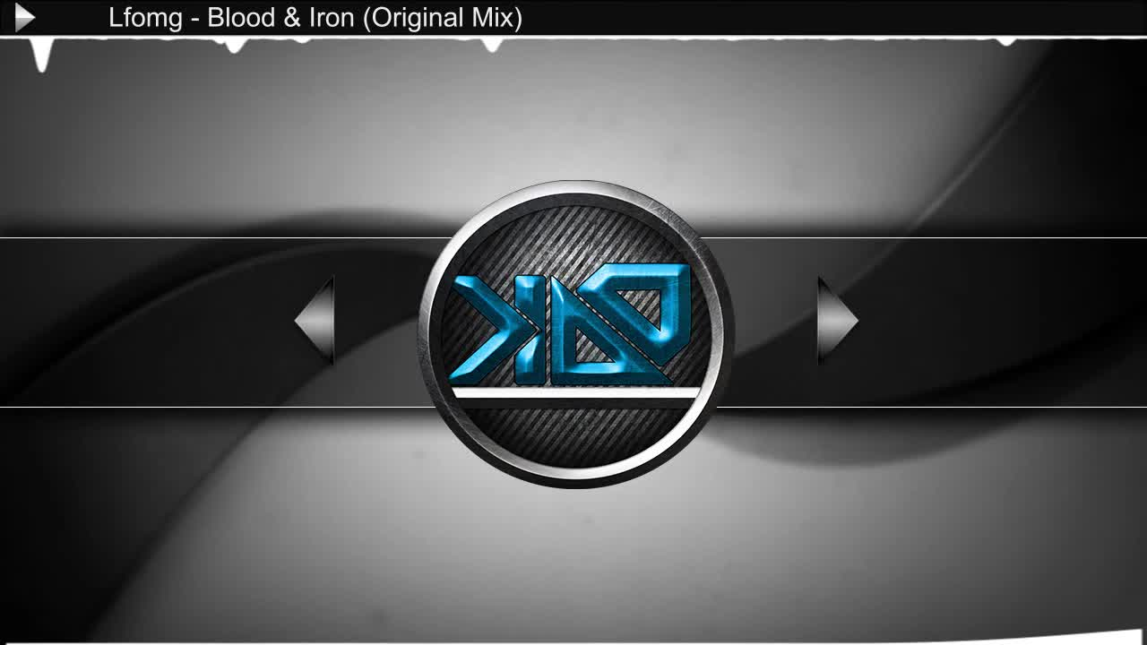 2012 • lfomg blood & iron ( original mix ) /dubstep/ free.