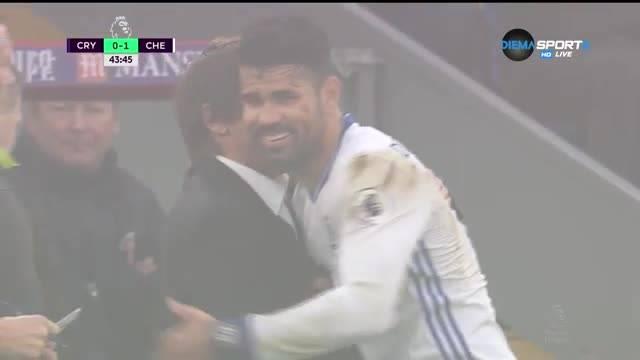 Кой, ако не Диего Коста, да зарадва Челси с гол?