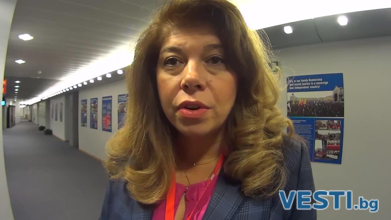 Промени ли се Европа след атентатите в Париж и бежанската вълна - Илияна Йотова