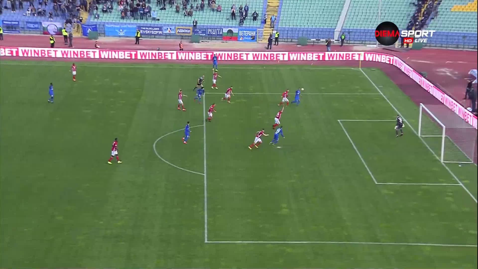 ЦСКА - Левски 0:0 /репортаж/