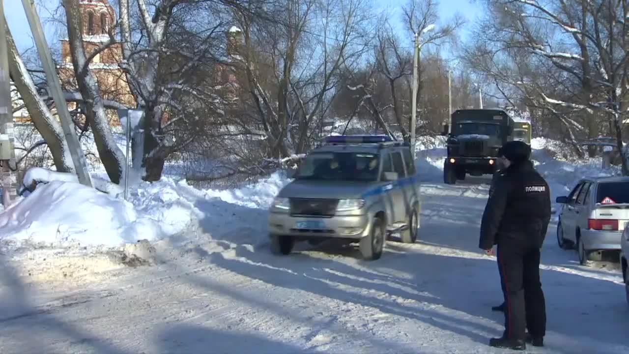 Russia: Police guard plane crash site as investigators probe cause