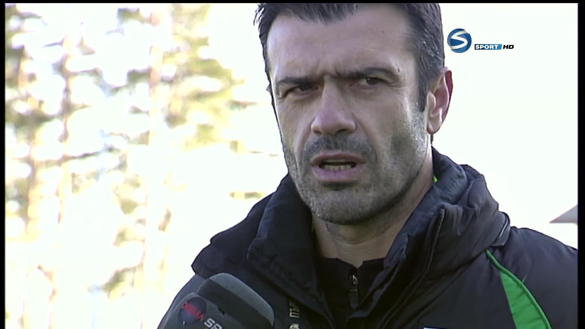 Росен Кирилов: Хубава победа, но сме с две жертви