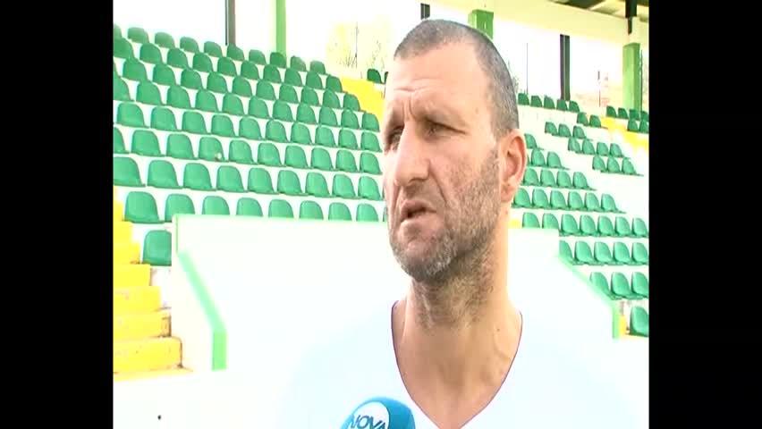 Треньорът на сензацията в елита: Искам клубът да е като водещите в България