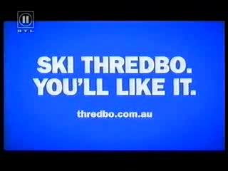 Ski Thredbo Commercial