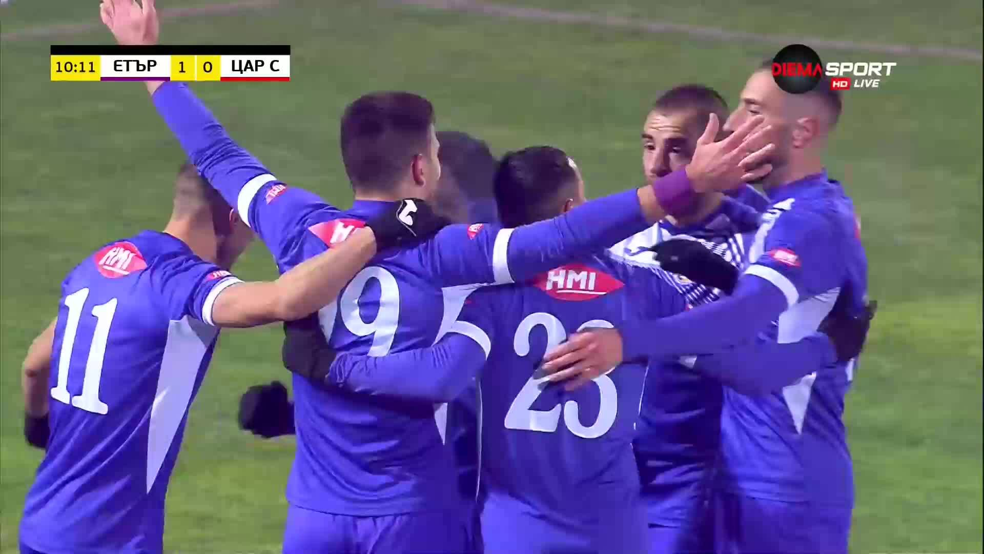 "Боруков поведе Етър срещу ""царете"""