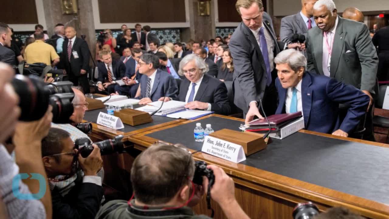 Treasury Secretary Lew Warns World Against Iranian Sanctions