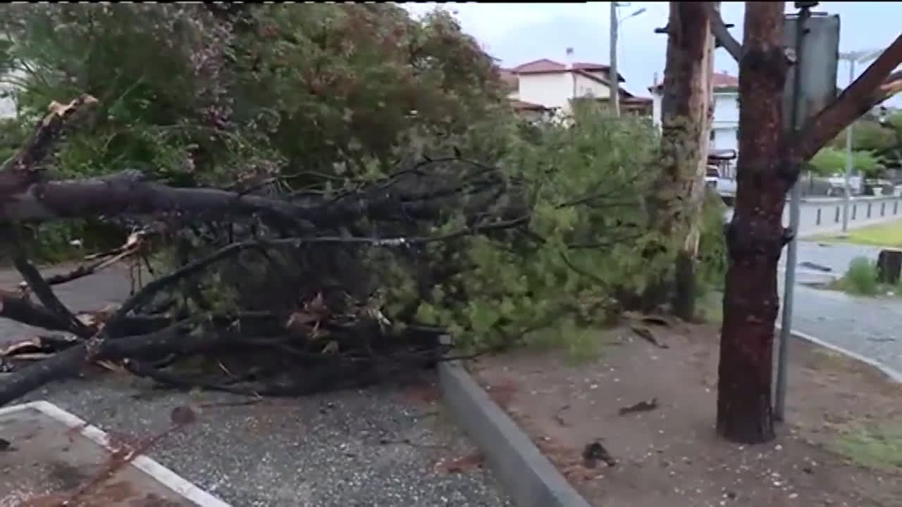 Greece: State of emergency declared after deadly Halkidiki storm