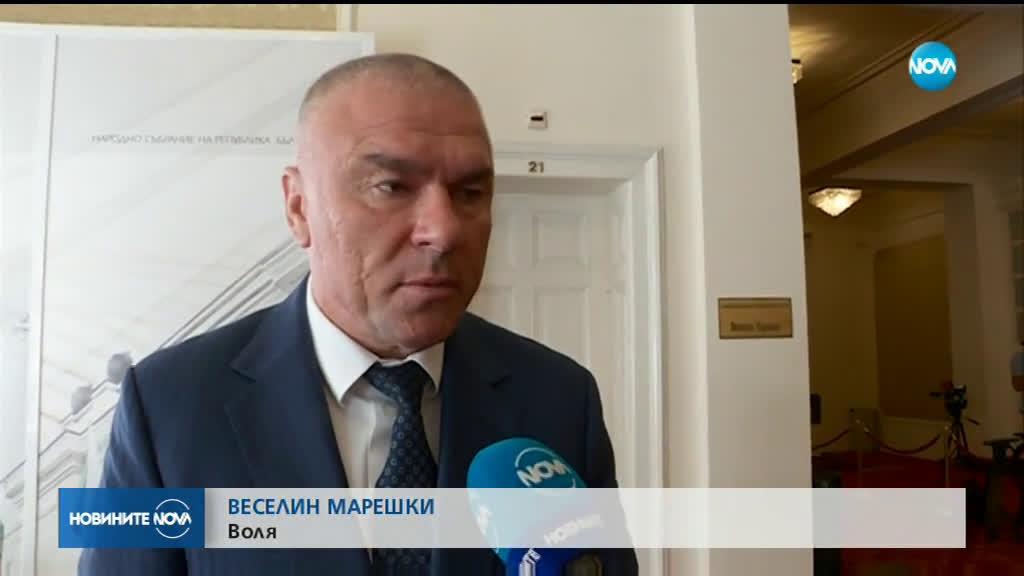 Веселин Марешки ще се кандидатира за кмет на София
