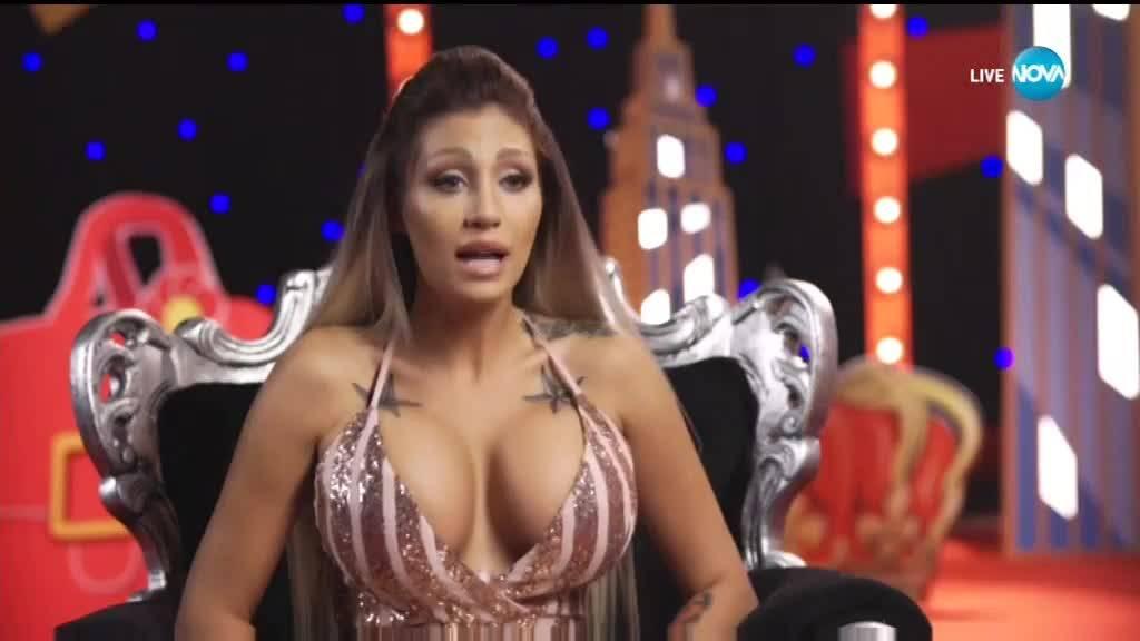 Визитка на Джулиана Гани - седмият участник в Big Brother: Most Wanted