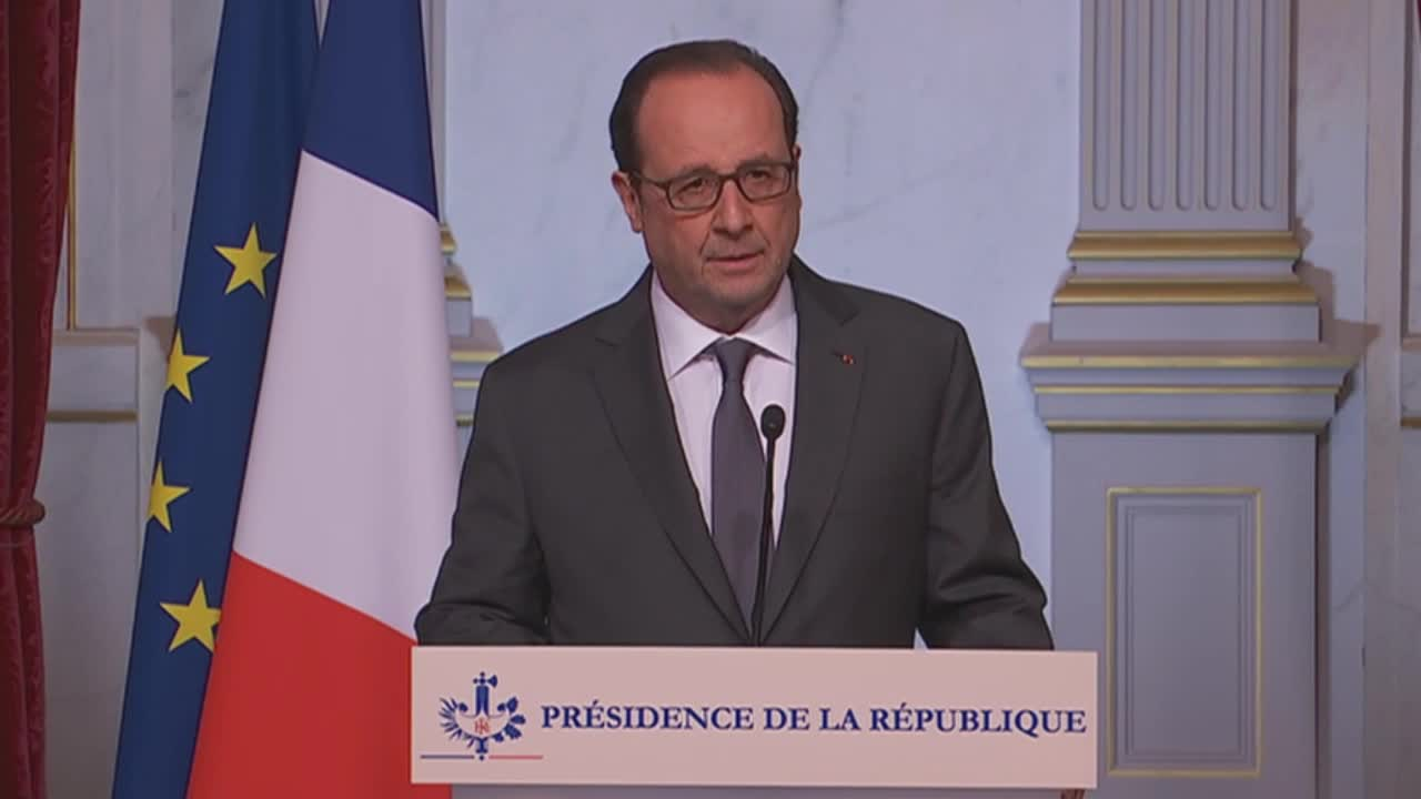 France: Trump's election 'opens a period of uncertainty' - Hollande