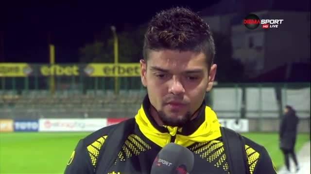 Виана: Никога не бях вкарвал 4 гола в един мач