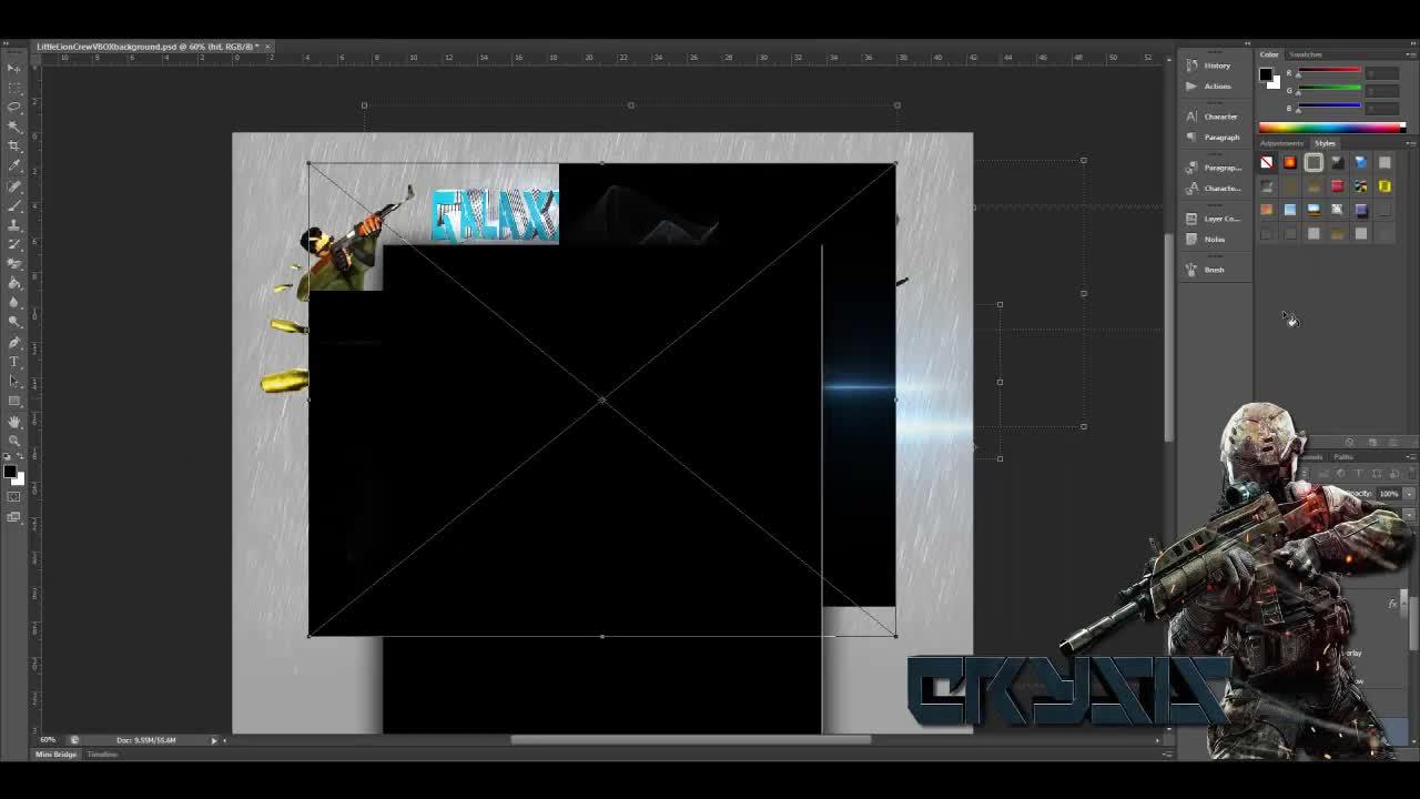 Vbox Art\'s #2 - Galaxyhopper Design