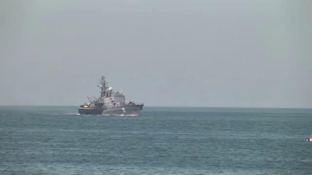 Издирвателната операция на ВМС край Шабла