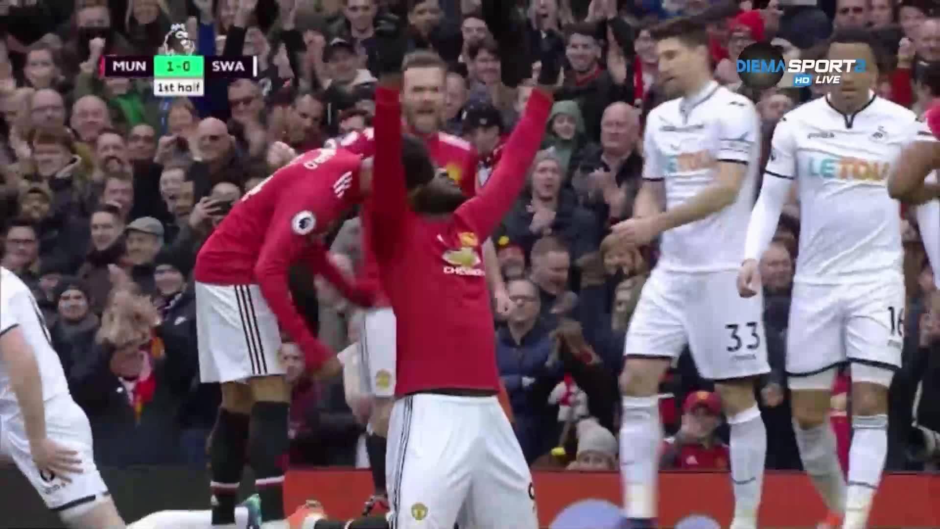 Алексис Санчес най-сетне впечатли след трансфера си в Юнайтед