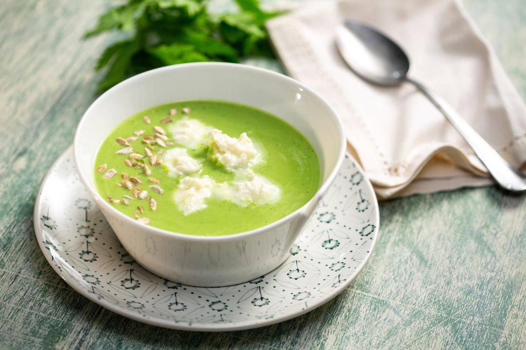 Бон Апети | Крем супа от грах