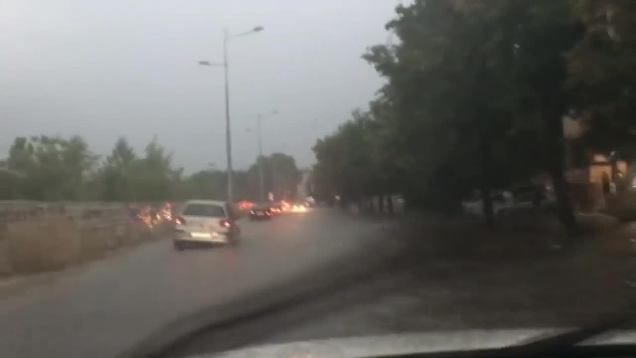 Macedonia: At least 15 dead as flash flooding sweeps through Skopje