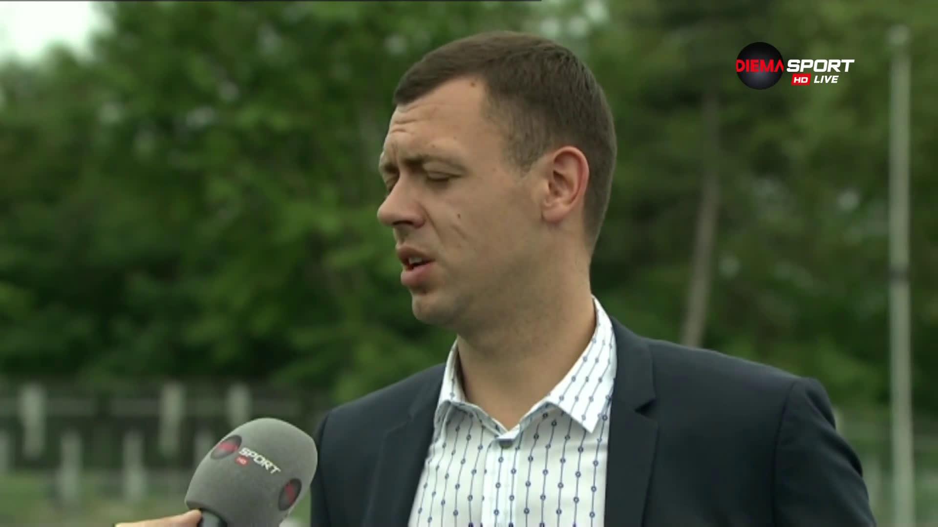 Президентът на Арда: Стамен Белчев ще бъде нашият треньор