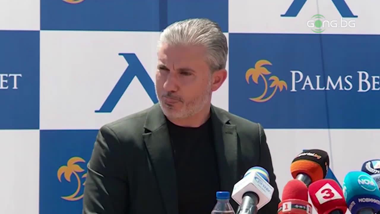 Павел Колев за бъдещето на Левски и новия спонсор
