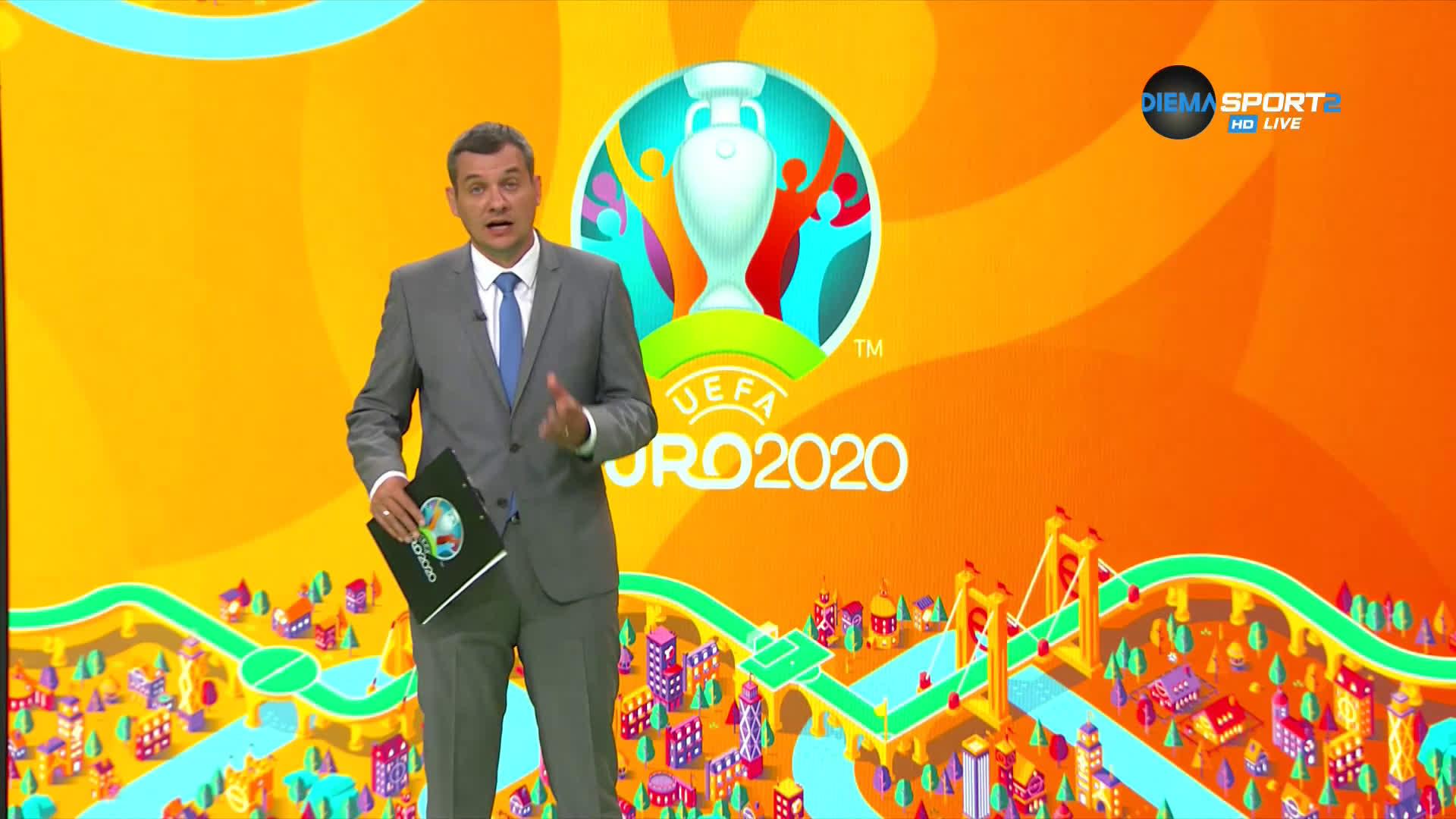 Обзор на груповата фаза на UEFA EURO 2020 /трета част/