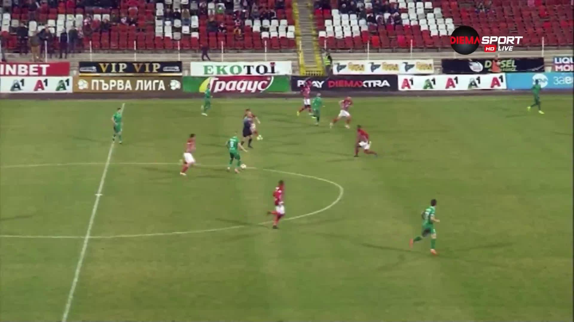ЦСКА затвърди добрата форма с победа над закъсалия Берое