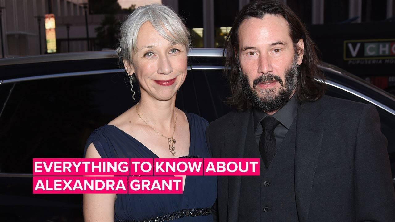 Who is Keanu Reeves' girlfriend?