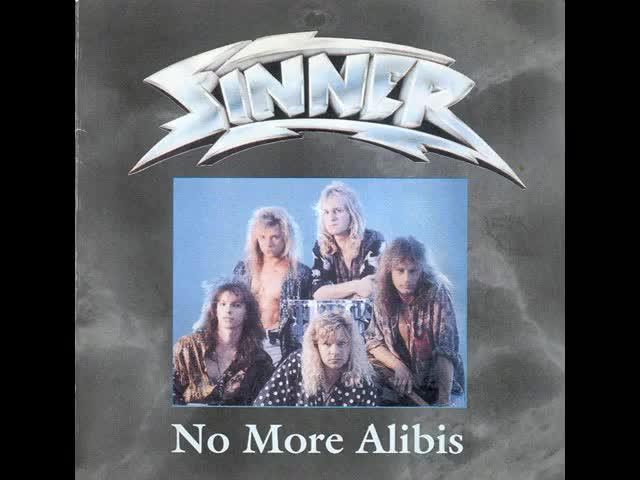 Sinner - Burning Heart