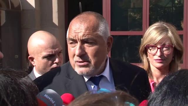 Борисов: Само дипломацията може да реши конфликта в Северна Сирия