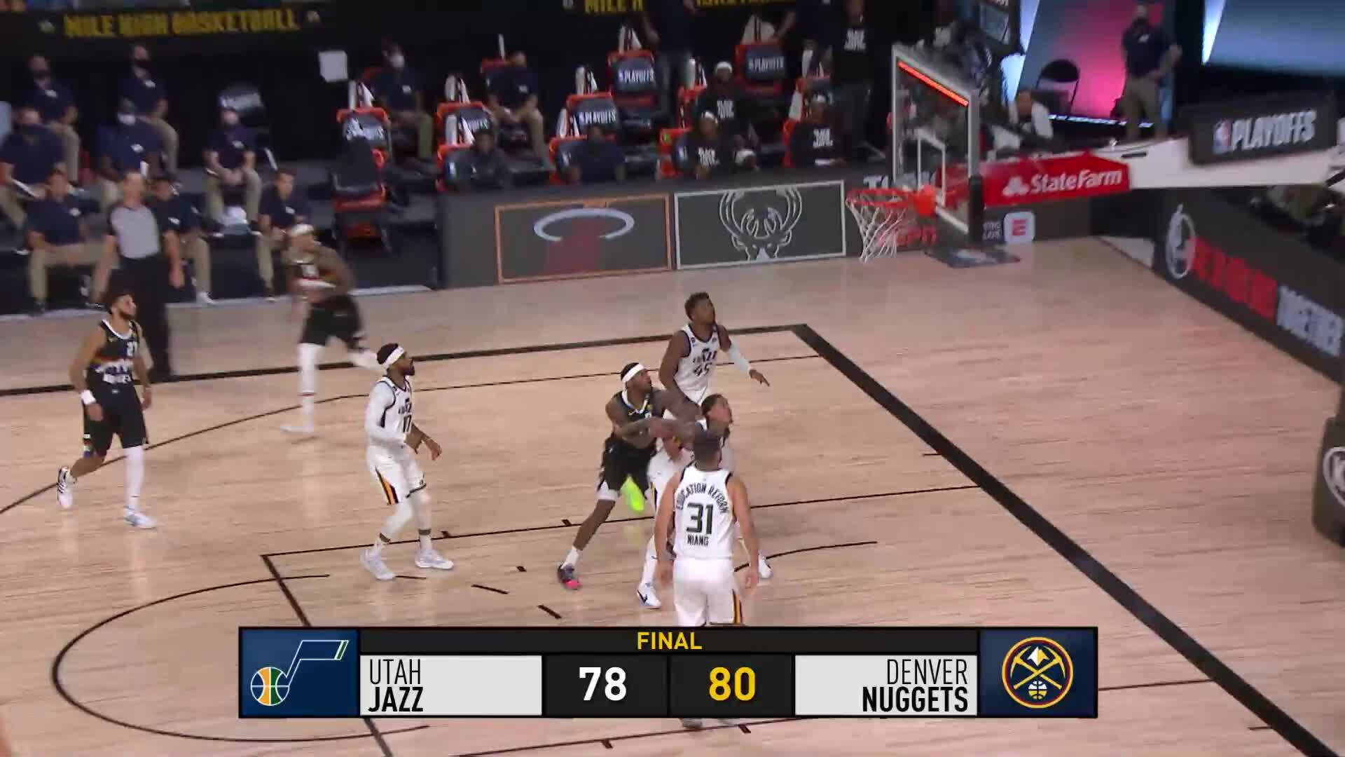 Най-доброто от НБА през изминалата нощ
