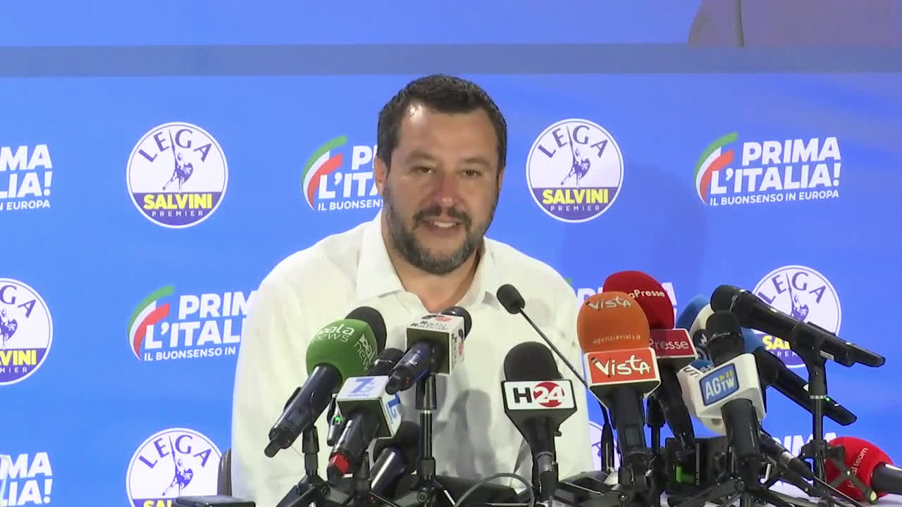 Italy: Salvini vows to take Europe back \'to its roots, to its original dream\' after EU elections success